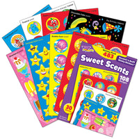 Sweet Scents Scratch 'n Sniff Stickers Variety Pack