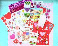 Super Valentine's Day Sticker Gift Pack! *EXCLUSIVE!*