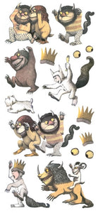 Where The Wild Things Are Puffy Stickers *NEW!