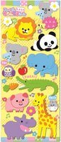 Wild Animals Puffy Stickers *NEW!