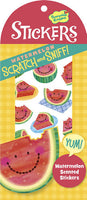Watermelon Scratch and Sniff Stickers (26 stickers)