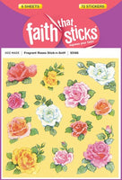 Fragrant Roses Stick-N-Sniff Stickers