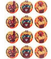 Cool Cola Scratch & Sniff Smelly Stickers