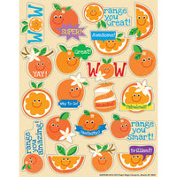 Orange Scented Stickers by Eureka