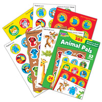 Animal Pals Scratch 'n Sniff Stinky Stickers Variety Pack (385 stickers)