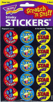 At the Movies Stinky Stickers (Popcorn Scent/4 sheets)