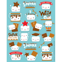 Marshmallow S'mores Scented Stickers by Eureka