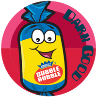 Dubble Bubble Dr. Stinky Scratch -N-Sniff Stickers *NEW!
