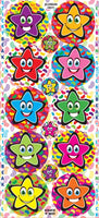 Sticky Beak Jellybean Stars Scratch 'n' Sniff Stickers