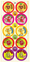 Sticky Beak Tutti Frutti Scratch 'n' Sniff Stickers *NEW!