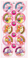 Sticky Beak Bubble Gum Scratch 'n' Sniff Stickers *NEW!