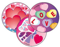 Valentine's Day Scratch 'n Sniff Stinky Stickers (Cherry Scent)
