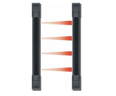 IR Curtain Barrier Sensors for Indoor Outdoor