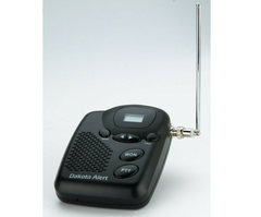 MURS Alert Base Station Receiver / Xmtr, M-538BS
