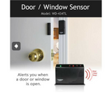 Door / Window Alert / Alarm Kit, WD-434RTL