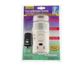 Strobe Motion Alarm with Remote, MA795DC