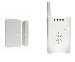 Optex Entry Door Sensor with Wireless Remote Alert