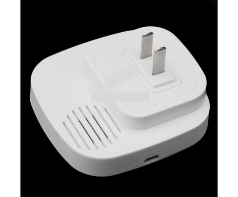 Wireless Motion Activated Door Bell, Plug-In