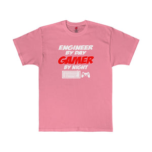 Engineer By Day Gamer By Night Shirt of the Day