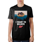 "Kellogg's Eggo ""I Want To Believe"" T-Shirt"