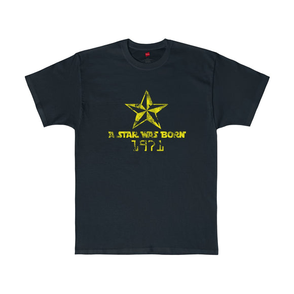 1971 A Star Was Born Shirt of the Day (mens)