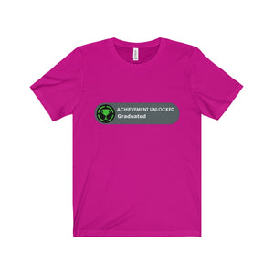 Graduated Achievement Unlocked T-Shirt