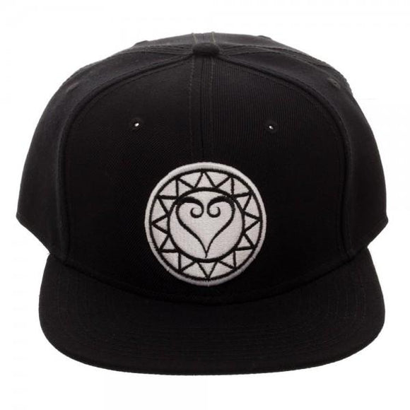 Kingdom Hearts Embroidered Snapback
