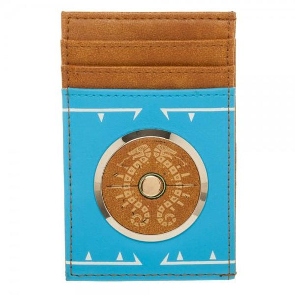 Zelda Breath of the Wild Card Wallet