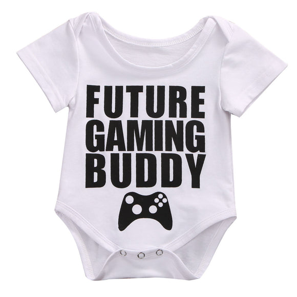 Future Gaming Buddy Bodysuit/One-piece