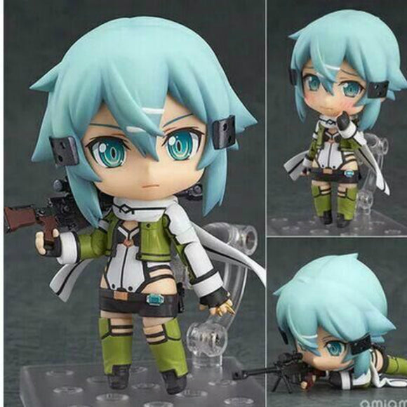 Nendoroid Sword Art Online - Sinon Asada #WX222 Action Figure Collectible