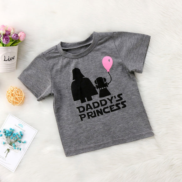 Daddy's Princess Infant T-shirt