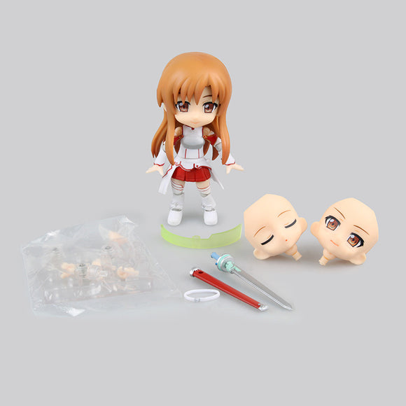 Nendoroid Sword Art Online - Asuna #017 Action Figure Collectible