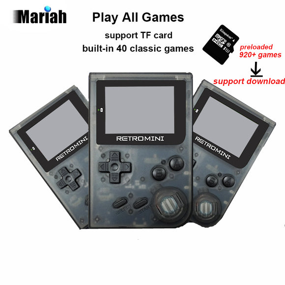 32 bit Handheld Game Console with 960 Built-in Classic Games