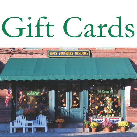 TwinDesigns Gift Shop Bristol, New Hampshire Gift Cards