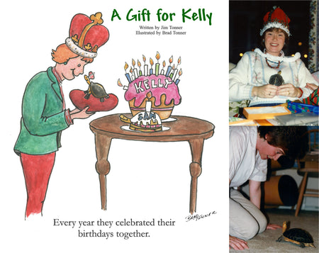 Happy 28th Birthday Sam the Turtle on Kelly Nolan Tonners Birthday