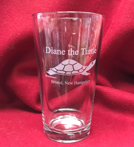 16oz Diane the Turtle Pilsner