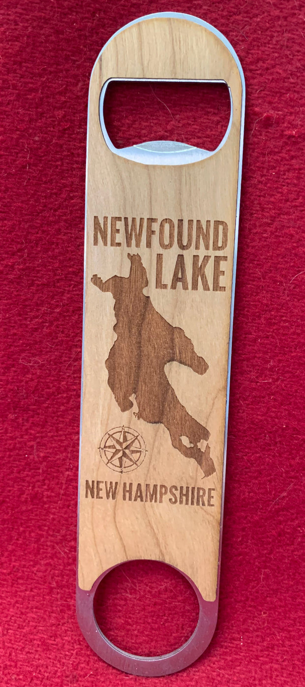 Newfound Lake Bottle Opener