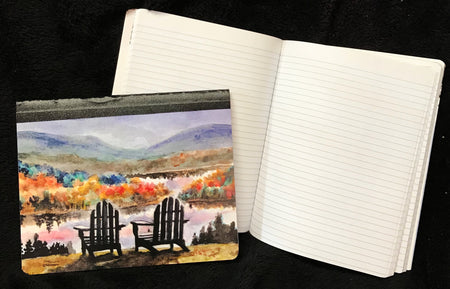 Adirondack Sunset Composition Book