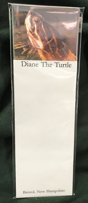 Diane the Turtle Magnetic Meme Pad