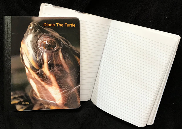 Diane the Turtle Composition Book
