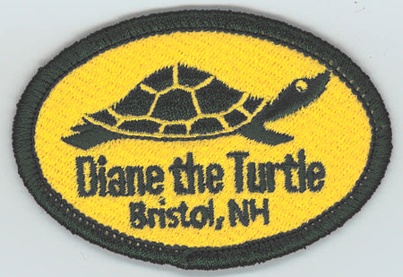 Diane the Turtle Patch