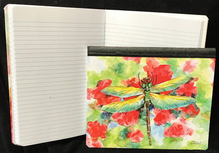 Dragonfly Composition Book