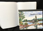 Loon Island Newfound Lake Composition Book