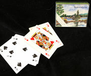 Loon Island Newfound Lake Playing Cards