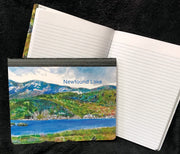 Iconic Newfound Lake Composition Book
