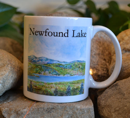 Iconic Newfound Lake Mug