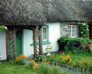 Irish Cottage Note Cards