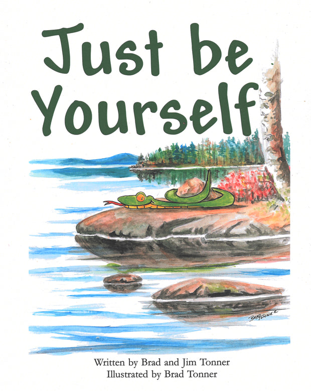 Just be yourself twindesigns gift shop solutioingenieria Choice Image