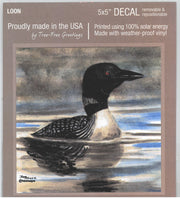 Loon Decal