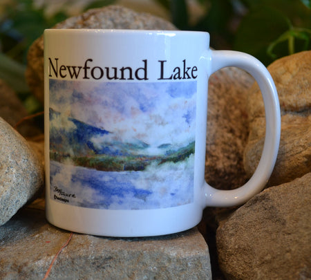 Newfound in the Mist Mug
